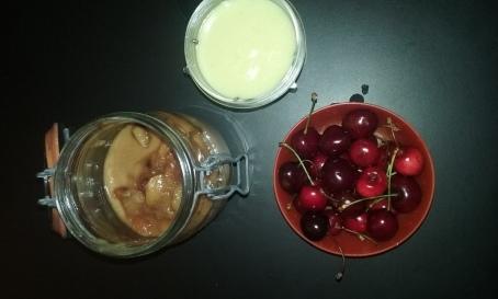 Cuisiner avec des denrées alimentaires invendus