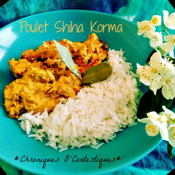 Poulet Shiha Korma7