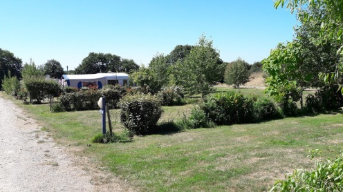 emplacement bungalow large